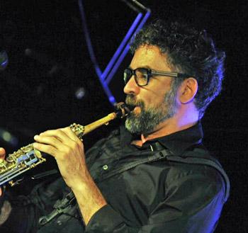 Guido De Flaviis, Saxophone